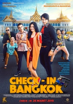 Check in Bangkok (2015) WEBDL Indonesia