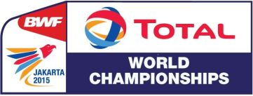 TOTAL BWF World Championships 2015