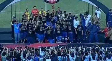 Persib Bandung Juara Piala Presiden 2015