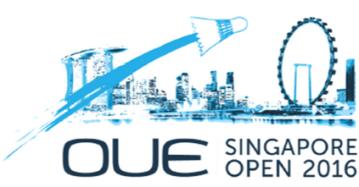 OUE Singapore Open 2016