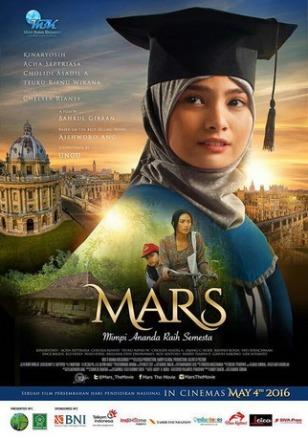 Mars Mimpi Ananda Raih Semesta